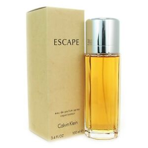 Calvin-Klein-Escape-For-Women-100ml-Eau-De-Parfum-Spray-BRAND-NEW-IN-BOX