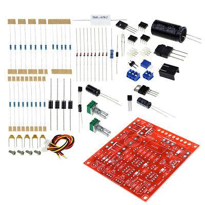 0-30v 2ma-3a Adjustable Dc Regulated Power Supply Diy Set Precision Variable Lab