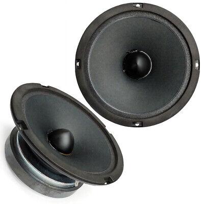 2 x Master Audio BMD8200 6.5