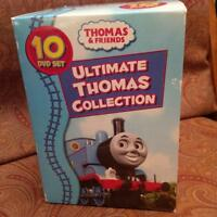 Thomas & Friends Ultimate Thomas the Train Collection 10 DVD Set