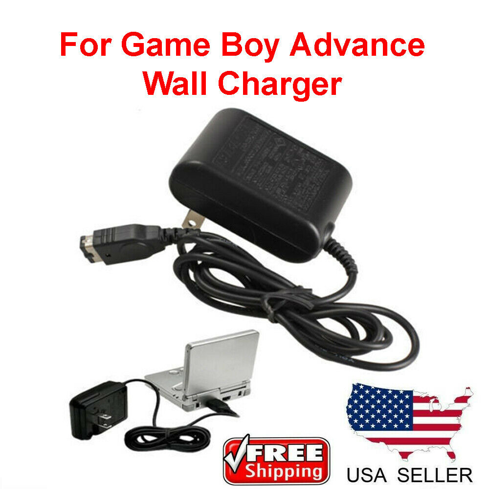 OEM Wall Adapter Charger Power For Nintendo DS Game Boy Advance GBA SP NTR-002
