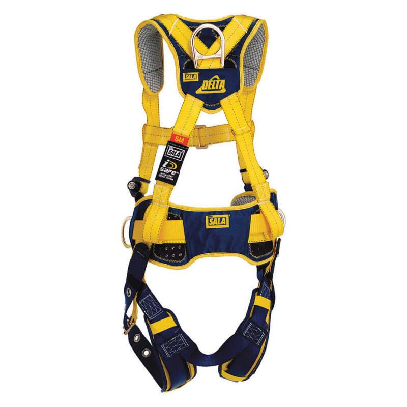 Full Body Harness,Delta,M 1100633