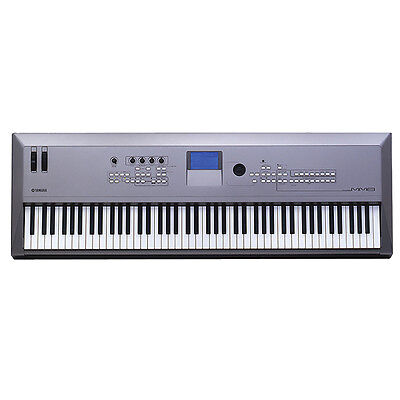 Yamaha MM8 Music Synthesizer Workstation, 88-key Digital Keyboard, New C-stock on Rummage