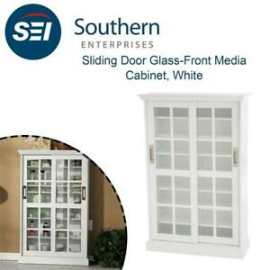 Glass Door Tall Cabinet | Buy Or Sell Hutches U0026 Display ...