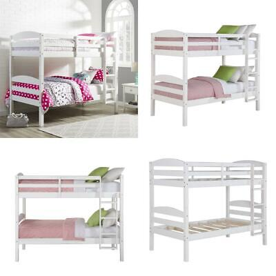 Better Homes and Gardens Leighton Twin Over Wood Bunk Bed,