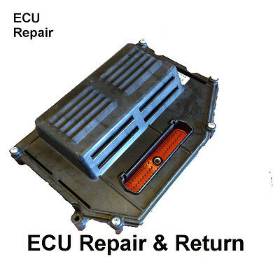 91-97 Dodge Computer ECM ECU Plastic Repair & Return Dodge ECM Repair Gas Engine