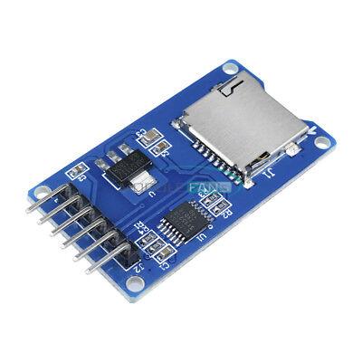 2510pcs Micro Sd Storage Board Mciro Tf Card Memory Shield Module For Arduino