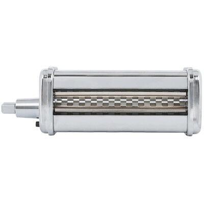 New KitchenAid KSMPSA FETTUCCINE Pasta Roller Attachment, Silver