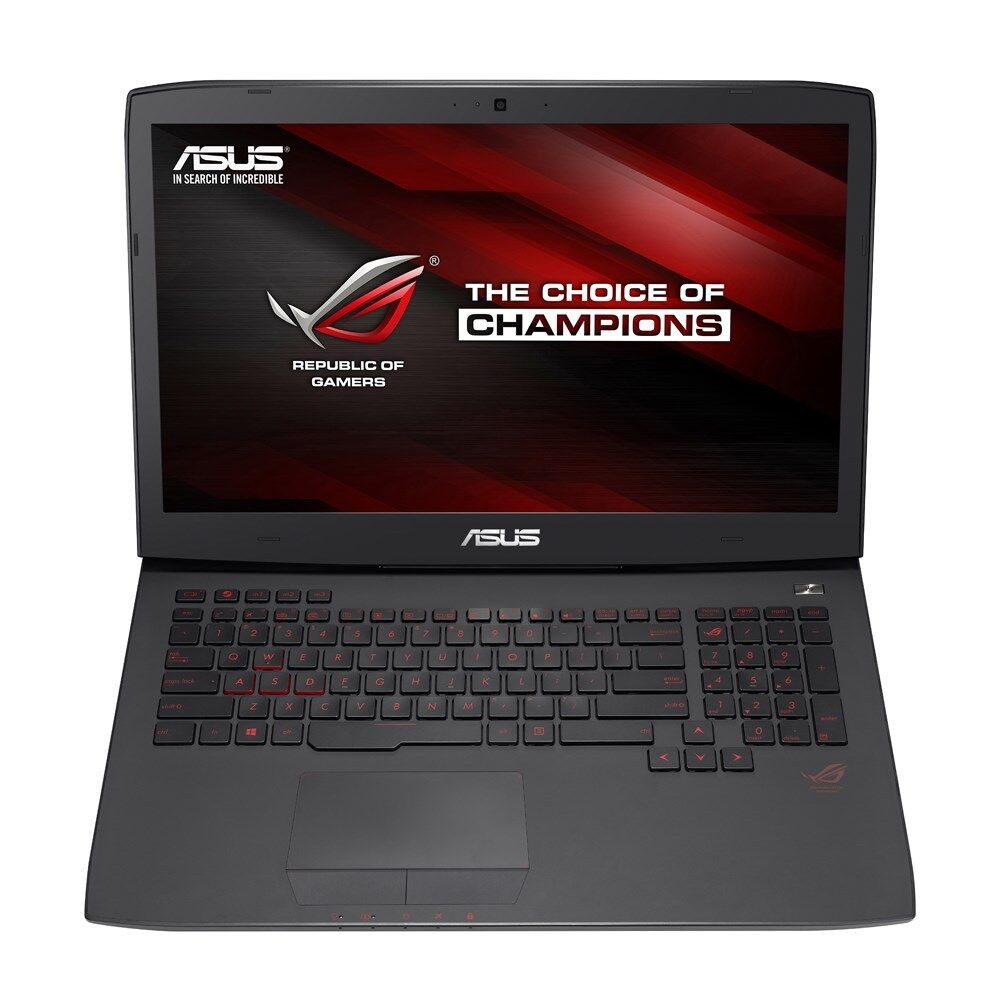 ASUS G751 Republic of Gamers Gaming Laptop 3.6Gh 32GB RAM 2TB SSD GTX 970 WIN 10