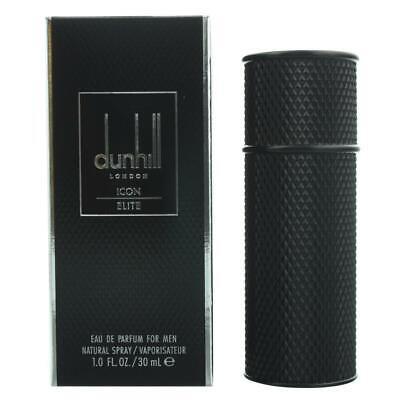Dunhill For Men Parfüm (Alfred Dunhill Icon Elite Eau de Parfum 30ml Spray For Men - NEW. EDP Men's)