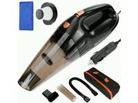 12v wet/dry portable car vacuum cleaner 4in1