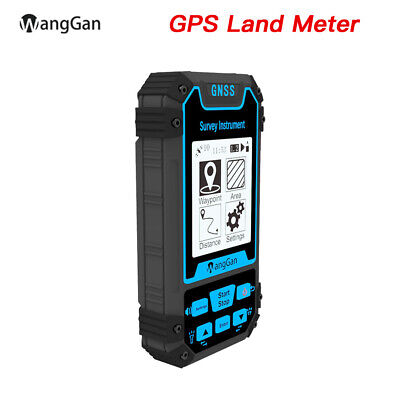 S8 High Defintion Gps Land Survey Meter Locator Area Distance Statistics Tool