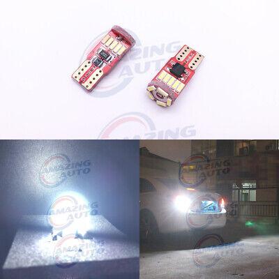 921 912 LED Back Up Lights Reverse Conversion Bulbs 6000K White 20W High (Best Led Backup Lights)