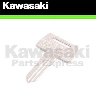 Red,Blue /& Black. #3 Uncut Blank Keys 96-15 KAWASAKI ZX6R 7R 9R 12R 14R /& More