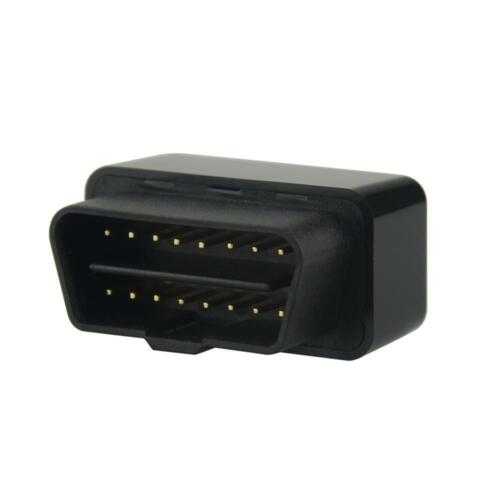 OB22 OBD car GPS Tracker GPS LBS positioning ACC detection realtime tracking