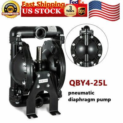 Aluminum 1 Inlet 1 Outlet Diaphragm Pump 35 Gpm 150 120 Psi Membrane Pump Us