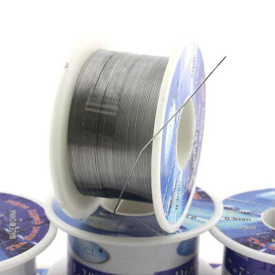 Solder Wire Roll Tin Flux Weld Reel For Led Precision Metal Toys Electronic New
