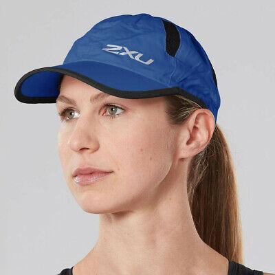 2XU Unisex Performance Visor Red Sports Running Breathable