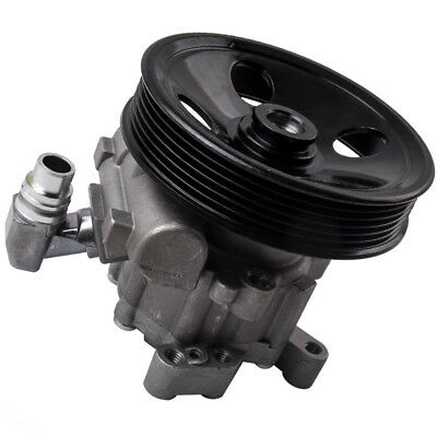 Power Steering Pump for Mercedes Benz S Class S430 S500 S55 AMG with Pulley (2008 Mercedes Benz S550 Amg For Sale)