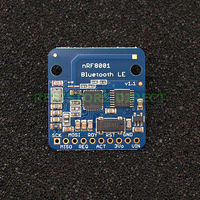 Adafruit Bluefruit LE Bluetooth Low Energy (BLE 4.0) nRF8001 Breakout v1.0 G04