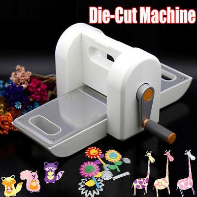 Die Cutting Embossing Machine Scrapbooking Cutter Piece Manual Machine