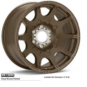 method race wheels Roost (Bronze Painted)
