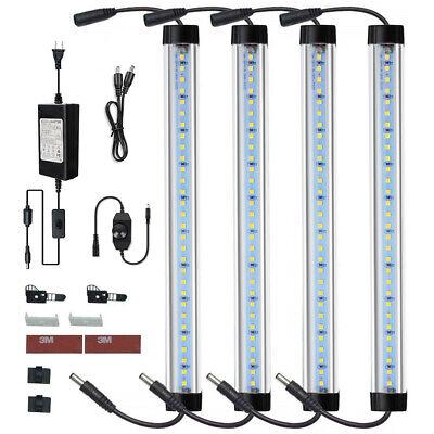 4 Pack 1FT LED Under Cabinet Light Bulbs Dimmable Kitchen Counter Shelf Lights