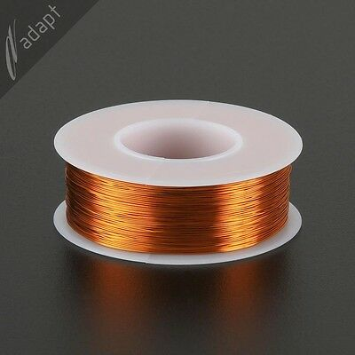 29 AWG Gauge Magnet Wire Natural 625' 200C Enameled Copper Coil Winding