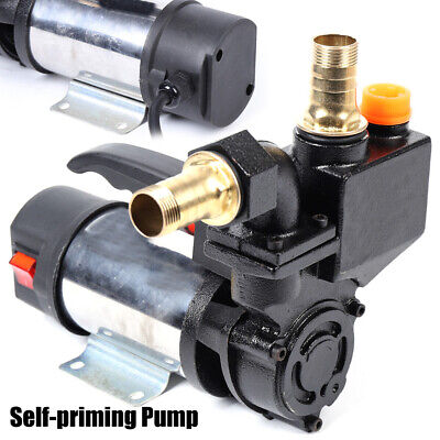 Shallow Well Jet Pump 24v 220w Self-priming Jet Water Pump Motor 400 Gallonh Us