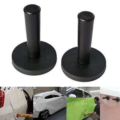 2x Car Wrap Vinyl Film Installation Tools Foil Gripper Strong Magnet Holder Kits
