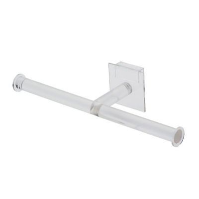 3 T-bar 15 Slat Wall Slatwall Clear Acrylic Plastic Jewelry Bracelet Display