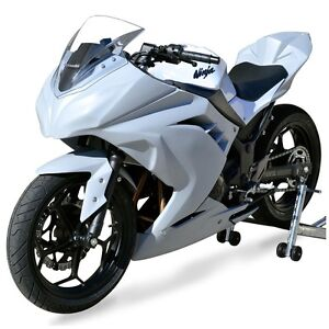 Brand new set of ninja 300 race bodywork