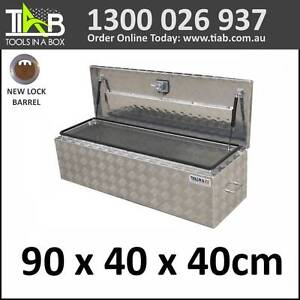 Aluminium Top Toolbox Truck Ute Trailer Camper Caravan 944 Prestons Liverpool Area Preview