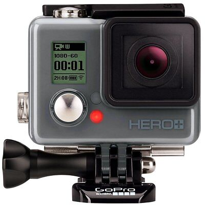 GOPRO HERO+ LCD, E-COMMERCE ENTRY LEVEL EDITION, LIMITED ACCESSORIES - Entry Level Lcd