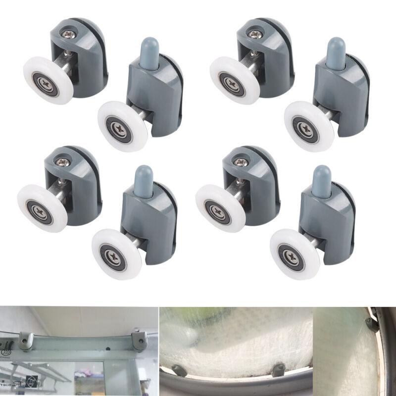 Duschtürrollen 16mm Duschkabine Rollen Ersatzteile Duschkabinen Duschtür 8stk