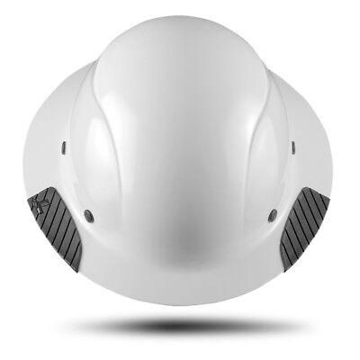 Lift Safety Hdf-15wg Dax Fiberglass Composite Hard Hat - Gloss White