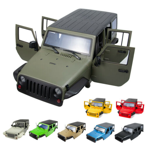 313MM Wheelbase Body Shell Für 1/10 RC Jeep Wrangler SCX10
