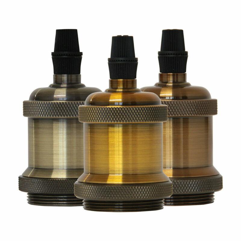 Edison E27//E26 Sockel Fassung Lampenfassung Halterung Deckenfassung Lampenfuß BO