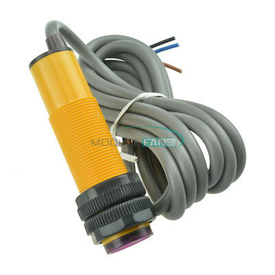 E18-d50nk Npn Adjustable Infrared Reflectance Sensor Switch Photoelectric