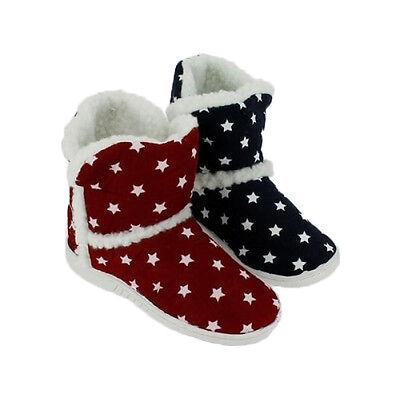 Kinder Stiefel Hausschuhe Pantoffel Schuh Norweger Hüttenschuhe Warmfutter - Kinder Schuh Stiefel