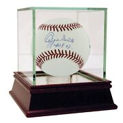 Ozzie Smith Autographed Baseball