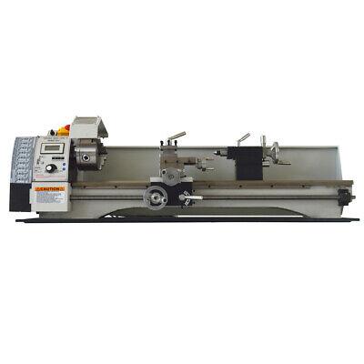 Precision Metal Lathe 831 Bench Lathe Wood Lathe Brushless Motor 110v 750w