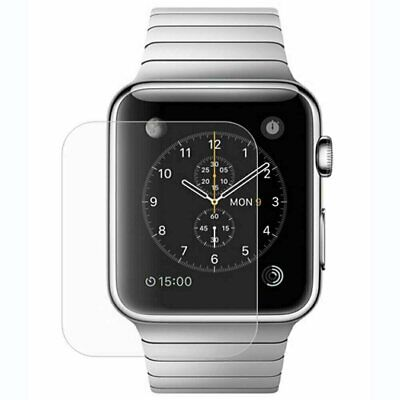 Premium Tempered Glass Screen Protector For Apple Watch 38mm Watch (Series 1/2) Cell Phone Accessories