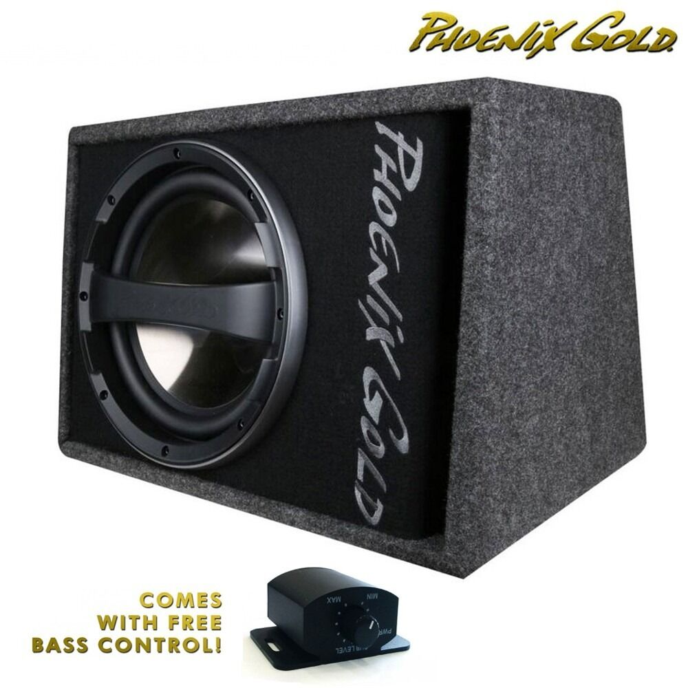12 Active Subwoofer Bass Speaker Box Free Wiring Level Wholesale Car Amplifier Installation Kit Wire Control