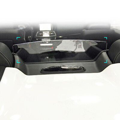 Wind Screen BLOCKER Wind Deflector Logo Decal for 2007-2013 BMW 3 Series E92 E93