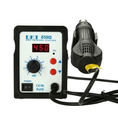 858dhot Air Soldering Station Led Digital Soldering Heat Gun Welding Machine