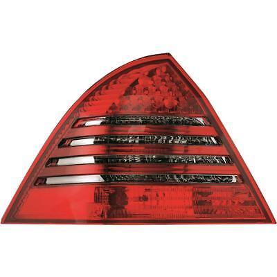 Rückleuchten Set (links & rechts) LED Mercedes W203 Limo 04-07 klar rot-grau VST