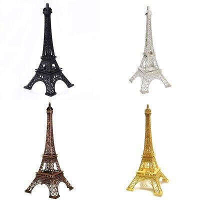 Eiffel Tower Statue Sculpture Paris Decor Metal Wedding Supplies Ornament - Eiffel Tower Decorations