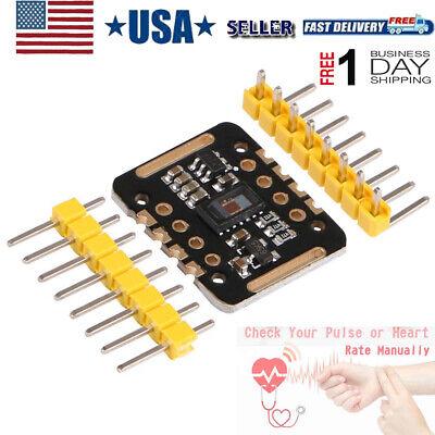 Heart-rate Sensor Module Max30102 Blood Oxygen Sensor For Arduino Stm32