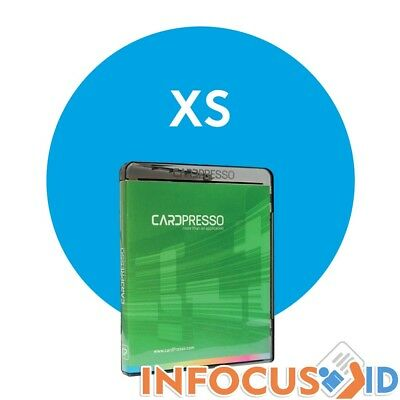 Id Badge Software - Cardpresso XS ID Card And Badge Creator Utility Software P/N S-CP1100